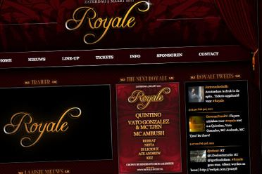 Website Royale